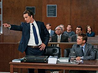 Адвокат с пальцем